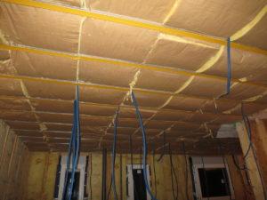 lisolation plafond